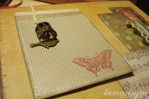 Скрапбукинг японский альбом для фото
