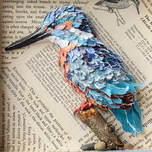 Как сделать сову из папье-маше