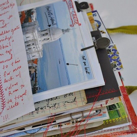 Travel-book Книга путешествий